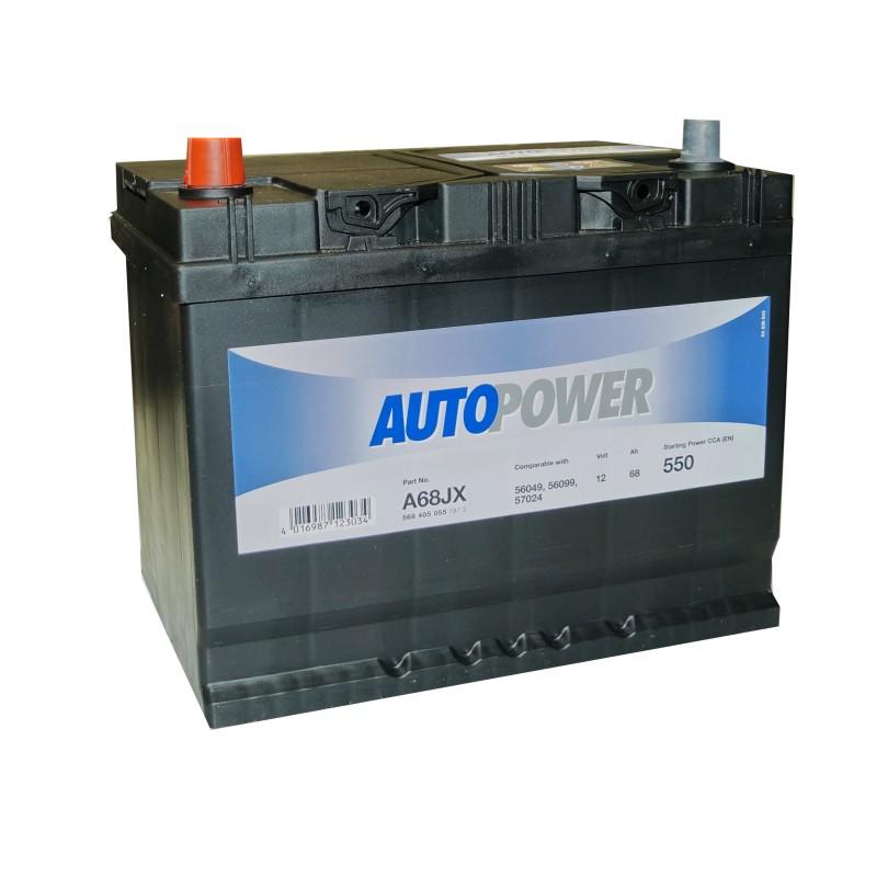 Autopower A68JX