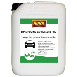 ABAX - SHAMPOOING CARROSSERIE PRO 5L