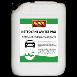 ABAX - NETTOYANT JANTES PRO 5L