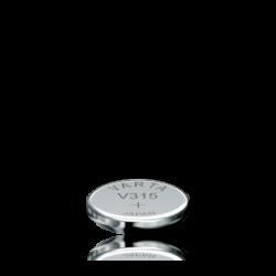 Varta Pile montre Oxyde Argent V315 SR67