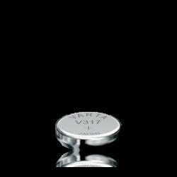 Varta Pile montre Oxyde Argent V317 SR62