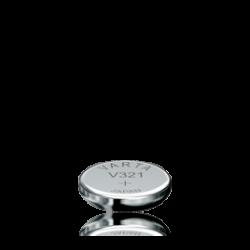 Varta Pile montre Oxyde Argent V321 SR65