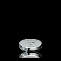Varta Pile montre Oxyde Argent V335